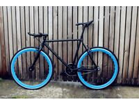 Special Offer !!! Steel Frame Single speed road TRACK bike fixed gear racing fixie bicycle f29w