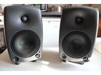 Genelec 8030B Active Studio Monitors - EXCELLENT CONDITION