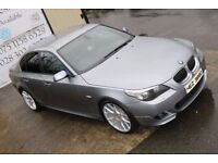 2006 BMW 5 SERIES 525D M SPORT AUTO 175 BHP 4DR SALOON (FINANCE & WARRANTY)