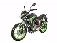 New Zontes Scorpion 125. Learner legal commuter, CBT Sports bike finance options available