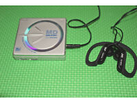 Sony Portable Mini Disc Player - Mini Disc Walkman