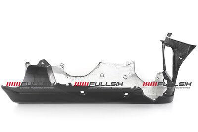 Fullsix Yamaha YZF R1 Carbon Fibre Belly Pan 2015-19 - Race - MY-R1R5-TC42 - ...