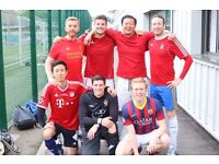 Teams wanted at new Mile End 5 a side football league on Wednesdays!