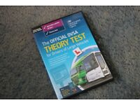 Official DVSA LGV and PSV theory test dvd.