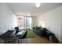 Luxury Apartament with Balcony City Views Communal Garden, Gym, Video Entry at Bromley by Bow E3