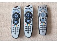 Genuine Sky Plus and Sky HD Remote Controls