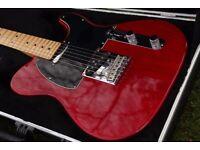 Fender American Standard Telecaster - Crimson Red