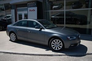 2014 Audi A4 2.0T Turbo Quattro All Wheel Drive
