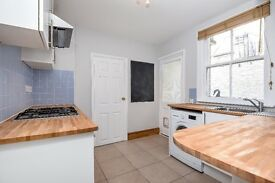 Newly painted, Victorian conversion with communal private garden! Large one bed!