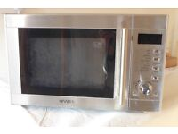 Hinari microwave and grill