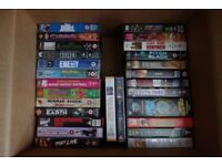 various vhs video tapes please see images for whats included