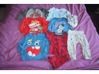 Small bundle of 12-18 month boys clothes.