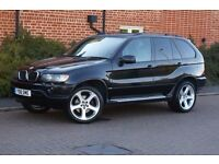 2001 BMW X5 3.0 SPORT AUTO / 20 INCH X5 4.6 ALLOYS AND EXHAUST / STARTS AND DRIVES VERY WELL