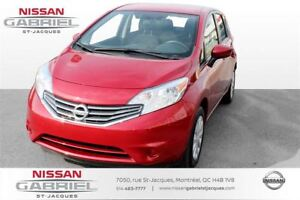 2015 Nissan Versa Note 1.6L+AUTO+AIR+JAMAIS ACCIDENTE+FIN &Agrav