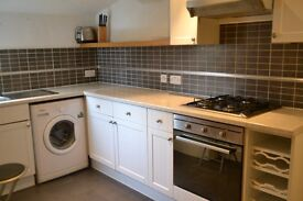 Modern Period Apartment Two Double Bedroom, Large Private Garden Located Next to Queens Road Station