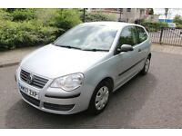 Volkswagen Polo 1.2 2007 ✿Full service history✿ Low mileage.