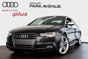 2014 Audi S5 3.0 TFSI PROGRESSIV NAV+TOIT PANO !