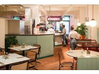 Charismatic, Experienced Waiter Required - Join our team at 'Corazón' in SOHO