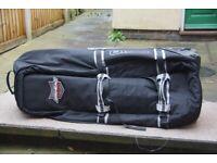 !!BARGAIN!! Ahead Armor Drum Hardware Case Bag AA5048W VGC RRP £209 !!BARGAIN!!