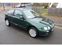 2002 Rover 25 1.4 16V *** BRAND NEW MOT ***