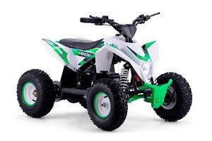 New 1300w 48V LITHIUM Electric Mid Size ATV Battery Powered Quad With Reverse - FREE SHIPPING