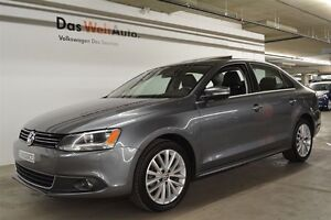 2012 Volkswagen Jetta 2.5L Highline (A6), LEATHER, PUSH BUTTON *
