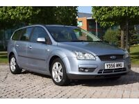2007 FORD FOCUS 1.6 SPORT, ESTATE, PETROL, MANUAL, LONG MOT, ONLY 68K, P/X TO CLEAR, DRIVES WELL !!!