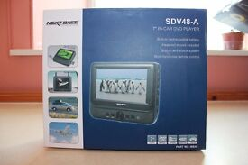 """7"""" In Car DVD Player"""