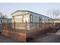 STATIC CARAVAN FOR SALE VICTORY SANDHURST 2007 38x12