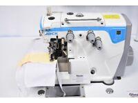 JACK E-4 4Thread Overlock (Direct Drive) Industrial Sewing Machine.