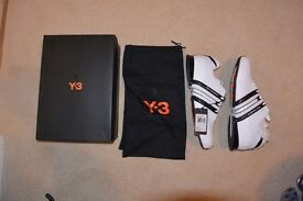 Y3 sprint classic (adidas) trainers never been used stilll in box with tags mens size 12