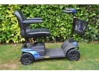 Mobility Scooter - Invacare Colibri 18AH