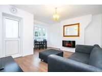 Three Bed Flat with Balcony, Short Walk to White City & Wood Lane Stations, and Westfields