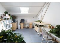 Creative Space | Medium Makers Studio | Workspace to Rent | Workshop | Warehouse Style | Walthamstow