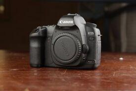 5D Mark 2 Full Frame DSLR Camera