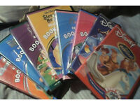 12 Disney READ TO ME cds and books.