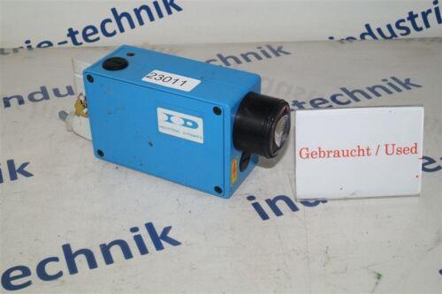 Industrial Dynamics 22601 Ultra Violet Sensor Sick LUTi-530