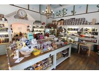 Cafe and Deli Assistants required at one of the UK's top Delicatessens