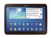 "Samsung galaxy tab 3, 10.1"", navy blue, good condition £120 fixed price"