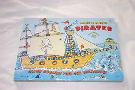 Make it Move! Pirates book