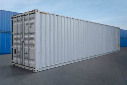 Swap my Honda for 40ft high cube Shipping Container