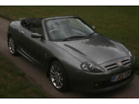 05 MG TF 1.8, SPARK 135, VERY LOW MILEAGE, EX COND, LONG MOT, GREAT SPEC