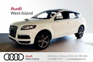 2015 Audi Q7 TDI VORPRUNG TOIT PANO