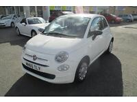 Fiat 500 POP (white) 2016-01-22