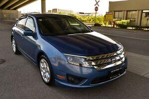 2010 Ford Fusion SE 2.5L I4