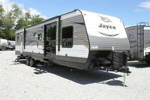 2017 Jayco JAY FLIGHT 38BHDS -