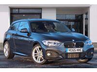 BMW 1 Series 2016 (65) - BMW 1 Series 116d M Sport 3dr [Nav] Step Auto (mRef:44174133)