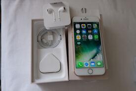 iPhone 8 256GB - GOLD - Unlocked - Apple Warranty till OCT 2018