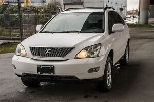 2005 Lexus RX 330 Leather roof rack