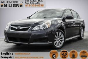 2011 SUBARU LEGACY 2.5I LIMITED | 8 PNEUS | CONDITION IMPECCABLE